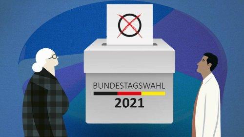 Wahlkreis Ahrweiler: Ergebnisse der Bundestagswahl 2021 in Grafiken