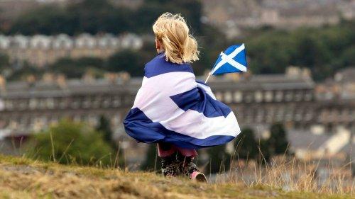 """Britische Regierung: Schottisches Unabhängigkeitsreferendum bei """"klarem Willen"""""""