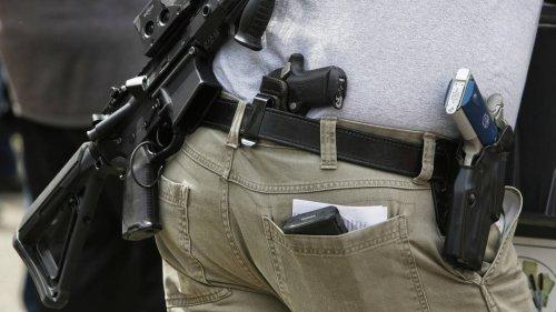 Ab September: Texas erlaubt das Tragen von Waffen ohne Genehmigung