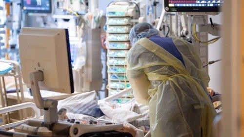 Kliniken warnen: Bald 3000 Corona-Erkrankte auf Intensivstationen