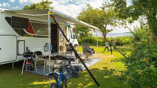 Camping in Deutschland: Buchungsansturm auf Stellplätze für den Sommer