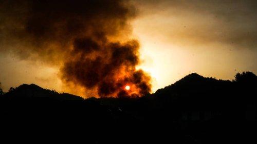 Brände in Griechenland und Türkei:Steht das Schlimmste noch bevor?