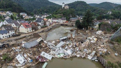 """Hochwasserbilanz der Versicherungen: """"Schlimmste Naturkatastrophe seit Zweitem Weltkrieg"""""""