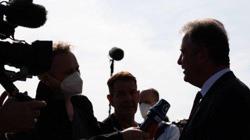 Livestream: GDL-Chef Weselsky und Bahnpersonalchef Seiler informieren über Tarifkonflikt – haben Bundesländer vermittelt?