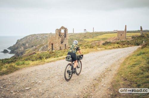 Bikepacking along the West Kernow Way