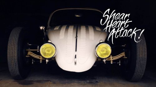 Volksrods cover image