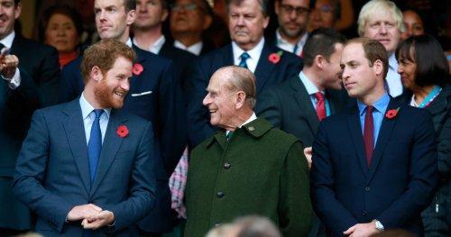 Принц Гарри сделал трогательное заявление после смерти принца Филиппа