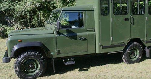 В похоронах принца Филиппа примет участие созданный с его помощью автомобиль