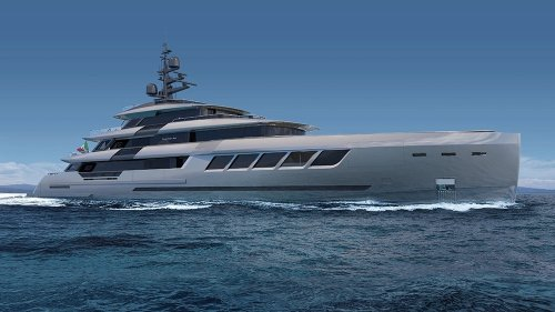 Introducing… A New Trio of Superyachts Inspired by Ayrton Senna