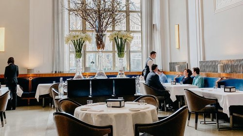World Renowned Eleven Madison Park Is Going Vegan