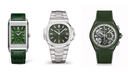 Ten Green Dial Watches To Know