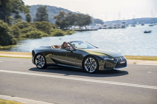 Lexus Showcases Encore Platinum Program - Robb Report Australia and New Zealand