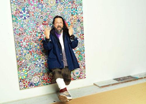 Robb Interview: Takashi Murakami - Robb Report Australia and New Zealand