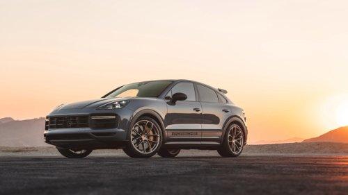 Robb Review: 2022 Porsche Cayenne Turbo GT