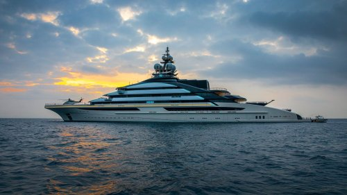 The 25 Largest Yachts In The World
