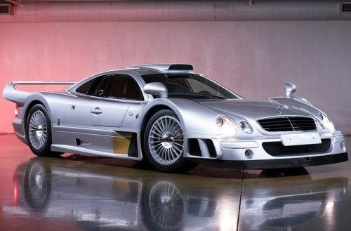 For Auction: Mercedes-Benz AMG CLK GTR