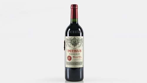 This 'Space-Aged' Bordeaux Could Sell For $1.3 Million