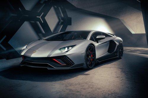 Lamborghini Making V12 Hybrid