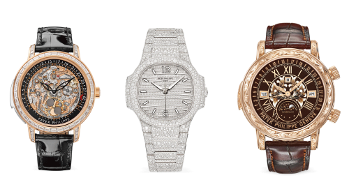 Patek Philippe Just Dropped Six New Watches