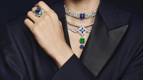 Louis Vuitton's New High Jewellery Collection