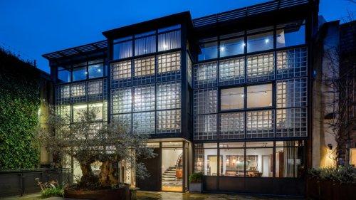 Own Tim Burton's London Home