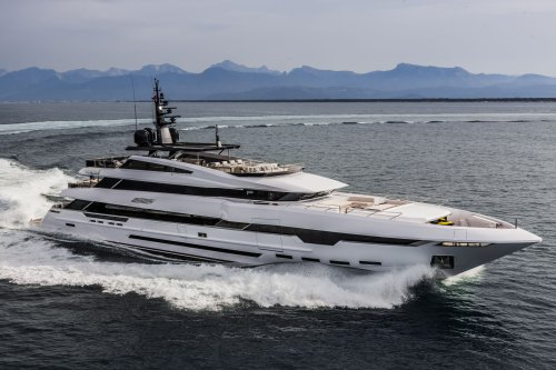 Meet The 70-Metre Superyacht, 'Polaris'