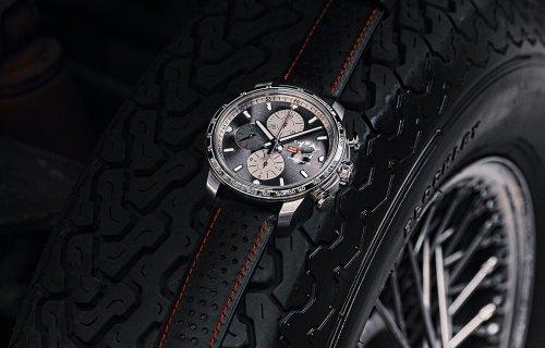 Chopard's 2021 Mille Miglia Timepieces