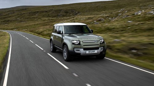 Land Rover's Hydrogen-Powered Defender Is About to Start Road Tests