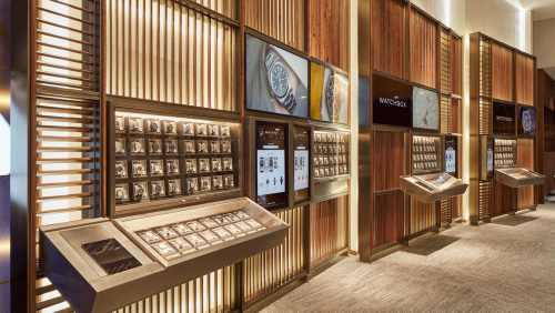 This Sprawling New Pre-Owned Watch Retailer in Dubai Is a Collector's Dreamland