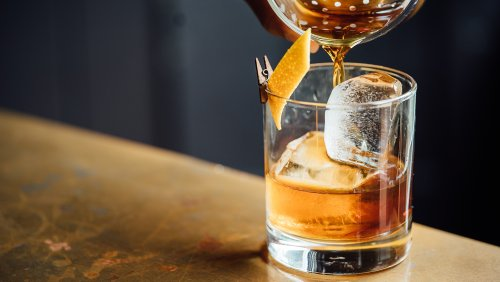 How to Make an America Trilogy, the Old-Timey Cocktail That Blends Apple Brandy and Rye