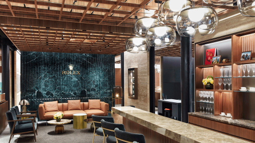 Rolex and Its Sister Brand Tudor Just Opened Two Stylish, Adjoining Boutiques in NYC
