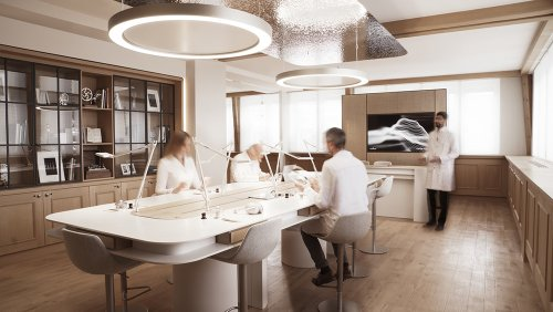You Can Now Take Watchmaking Classes From the Swiss Masters at Jaeger-LeCoultre