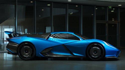 Car of the Week: The 2,040 HP Estrema Fulminea Hypercar May Be a Lightning Strike on the EV Market