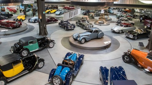 The Mullin Automotive Museum Gets the Green Light to Reopen