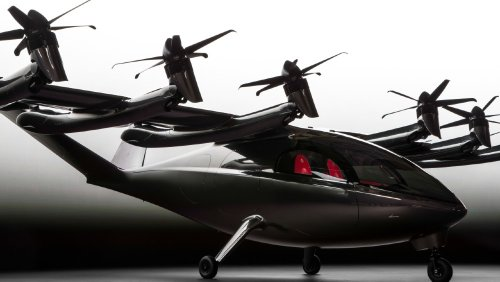 This New eVTOL Will Fly You From Downtown LA to the Beach in 8 Minutes—for the Cost of an Uber
