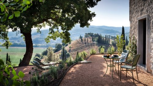 From an Umbrian Castle to a Piedmont Vineyard: 7 Exciting New Hotels to Visit in Italy This Summer