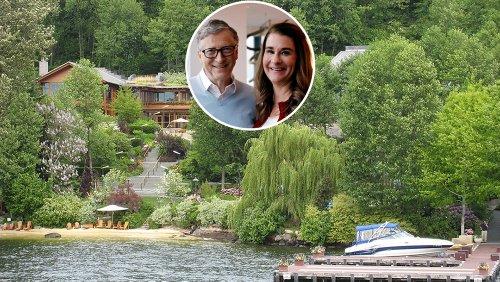 Inside Bill and Melinda Gates's Bonkers Portfolio of American Real Estate