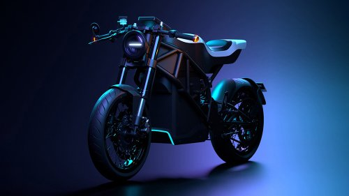 This New Electric Café Racer Has 143 Miles of Range and Only Takes 2 Hours to Charge