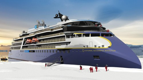 National Geographic's New State-of-the Art Expedition Ship Adds Luxury to Your Arctic Exploration