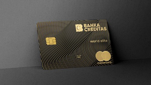 Forget Plastic. The World's Most Exclusive Credit Cards Are Now Made With Metal—and Sometimes Gold
