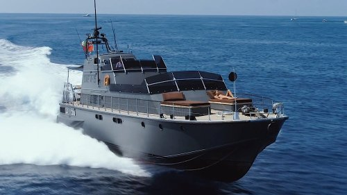 Boat of the Week: Meet 'Cujo,' the 80-Foot Yacht Where Late Movie Producer Dodi Al-Fayed Once Wooed Princess Diana