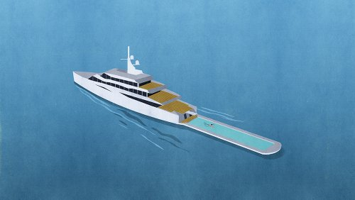 From a 462-Foot Gigayacht to Rafael Nadal's Power Cat: The Best Luxury Vessels