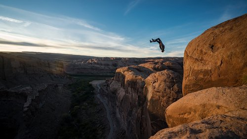 The Quest for Adrenaline: What Drives Extreme Athletes to Climb Mountains, Kayak Waterfalls and More