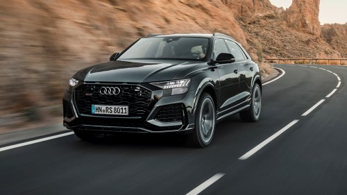 On the Road: The Audi RS Q8 Commands Attention Without Screaming for It