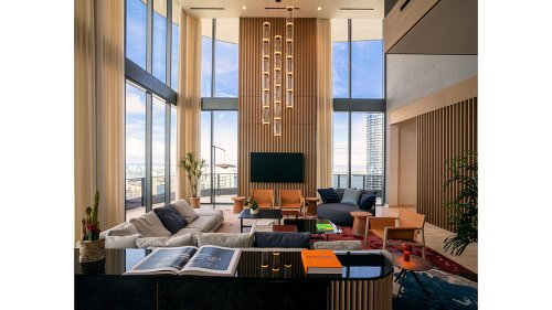 Inside a $9.4 Million Penthouse in One of the Miami's Most Sought-After Buildings
