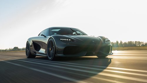 Koenigsegg Is Experimenting With Volcano-Based Biofuel to Create Carbon-Neutral Hypercars