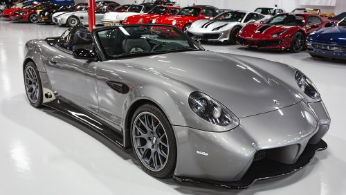 Car of the Week: Here's the Chance to Own a Sports Car You Never Knew Existed