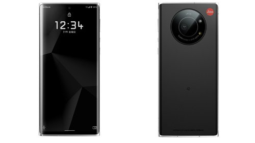This New Leica-Branded Smartphone Features the Biggest Phone Camera on the Market
