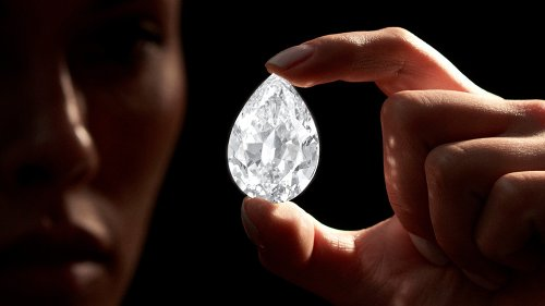 You Can Buy This Massive 101-Carat Diamond for $15 Million in Cryptocurrency