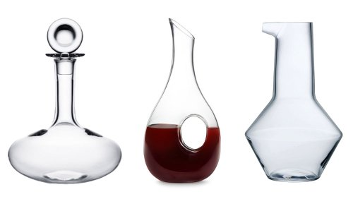 7 Stunning Decanters That Will Will Let Your Red Wine Breathe